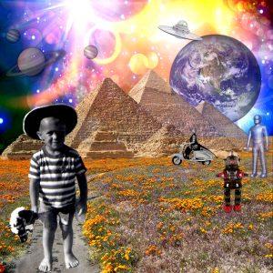 Childs Imagination