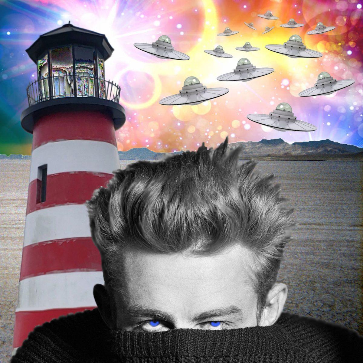 Alien Lighthouse