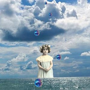 The Little Girl in the Sea