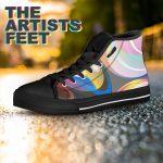 Chris McCormick The Artists Feet